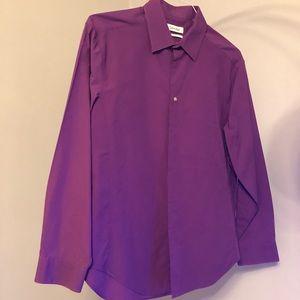 Calvin Klein Men Dress Shirt